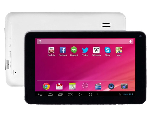 Tablet Audiola TAB0172 Red/White €69,90 (custodia omaggio)