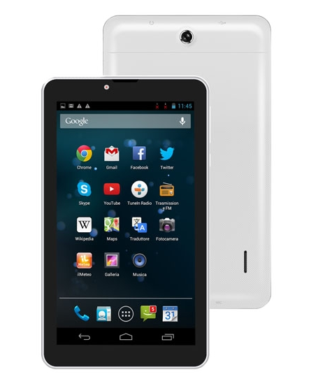 Tablet Audiola TAB0276 3G €99,90
