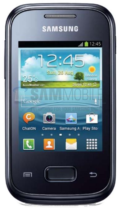 Smartphone Samsung GTS-7390 Trend Lite € 69,90
