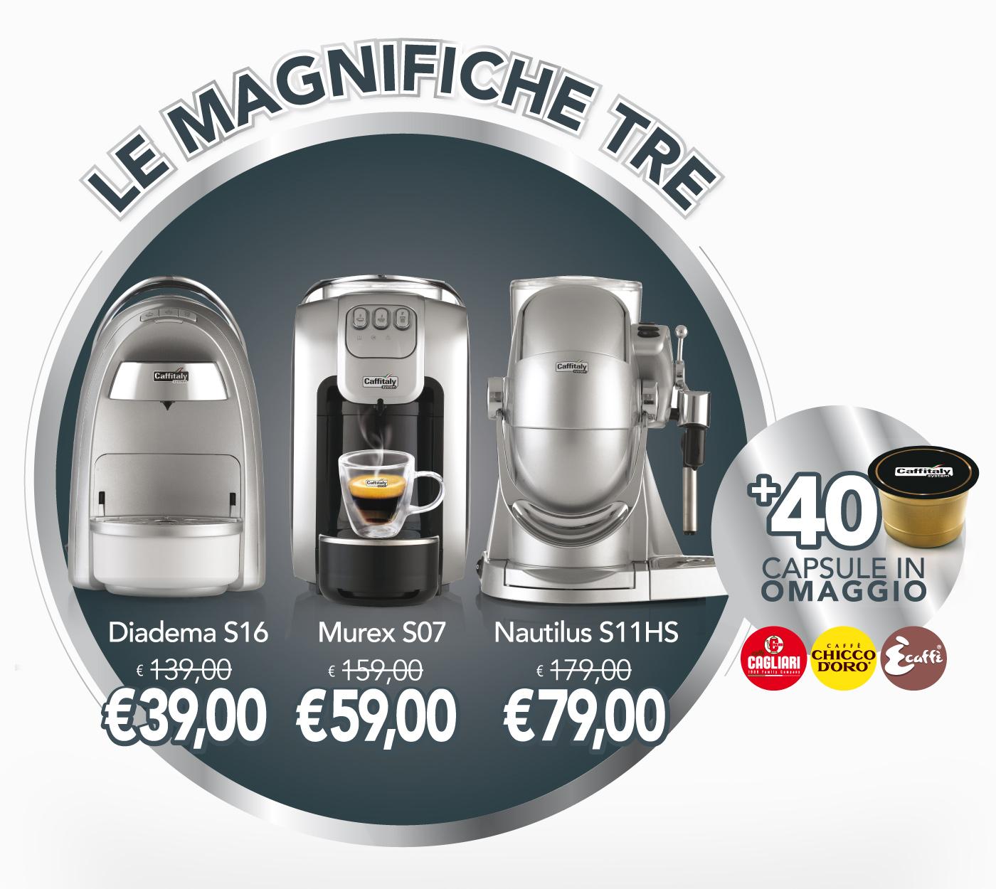 Il Gusto del Caffe' a Prezzi MAI VISTI!!!!!!!